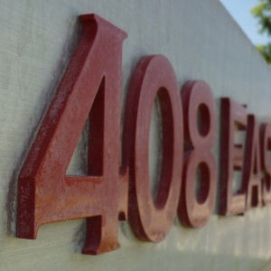 408 East - Acrylic