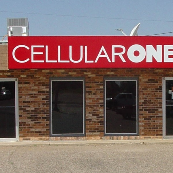 CellularOne Cabinet
