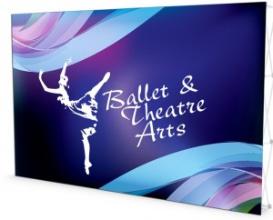 POP-Up Banner Front ONLY