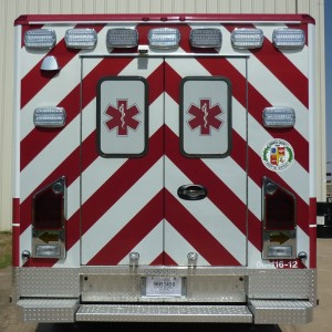 Emergency Reflective Vehicle Striping