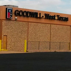 GoodWill Channel Letters