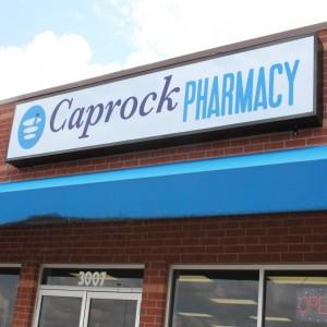 Caprock Pharmacy Cabinets