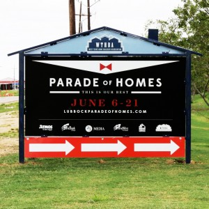Homebuilders Project Sign