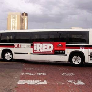 Transit Bus Vinyl