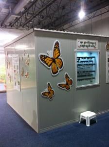 Butterflies Alive Exhibit