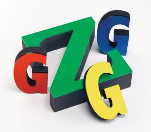Acrylic Foam Letters