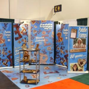 Retractable Kits and carpet floor graphics